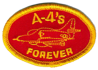 A-4's Forever-No Hook and Loop