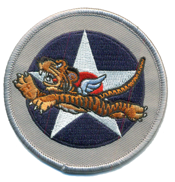 US Army Air Corps WWII Flying Tigers