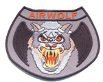 Air Wolf Patch