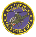 US Army AH-1 Cobra Commemorative Patch