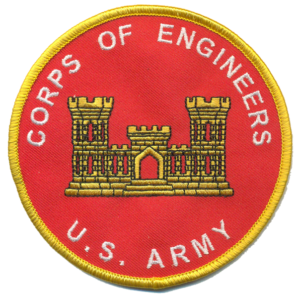 US Army Corps of Engineers- No Hook and Loop