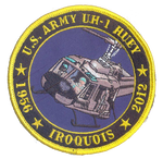 US Army UH-1 Huey Commemorative Patch