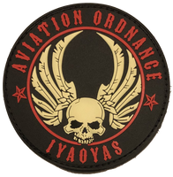 Aviation Ordnance IYAOYAS PVC-With Hook and Loop