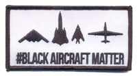 #Black Aircraft Matter