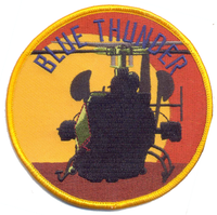 Blue Thunder Patch