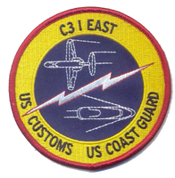 Legacy US Customs C3I-East- No Velcro