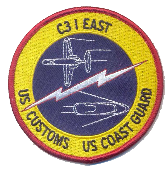 Legacy US Customs C3I-East- No Hook and Loop