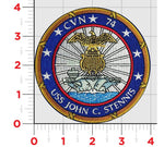 Official US Navy CVN-74 USS John C Stennis