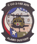 C co 2-149 Alamo Dustoff
