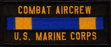 Air Medal Ribbon with Number
