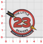 Destroyer Squadron 23 The Little Beaver