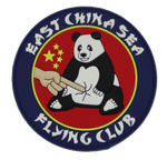 East China Sea Flying Club PVC-With Velcro