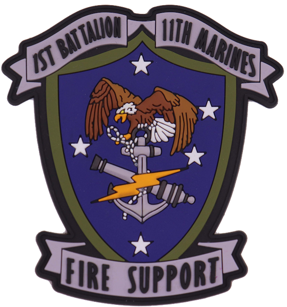 1st Battalion 11th Marines Fire Support
