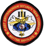 USMC Fleet Anti-Terrorism Security Team III MEF