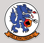 HAL-3 Seawolves sticker