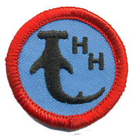 HMH-366 Hammerhead Hook Patch- With Velcro
