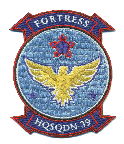 HQSqdn-39 Fortress- With Hook and Loop