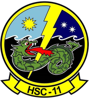 HSC-11 Dragonslayers stickers