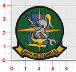 Official US Navy Helicopter Squadron HSL-31 Arch Angels