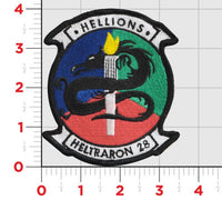 Official US Navy HT-28 Hellions
