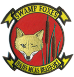 H&HS Beaufort Swamp Foxes (Winky Fox Full Color)
