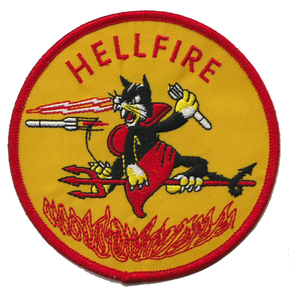 Hellfire- No Hook and Loop