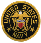 US Navy Shoulder Patch