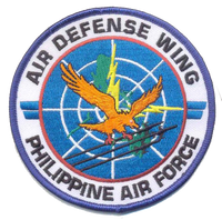 Philippine Air Force, Air Defense Wing with Velcro