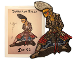 Samurai Billy- With Hook and Loop