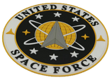 United States Space Force- With Velcro
