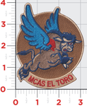 MCAS El Toro Original Disney Design- No Hook & Loop