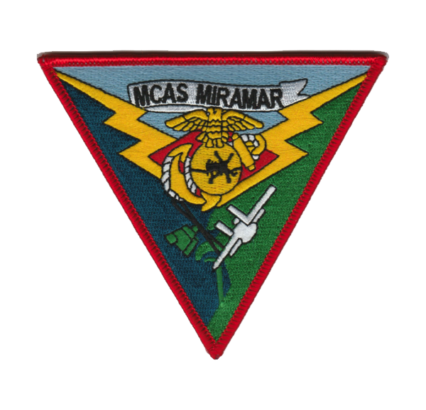 MCAS Miramar- No Hook and Loop