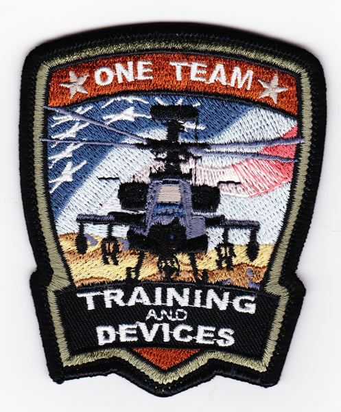 One Team Apache Patch