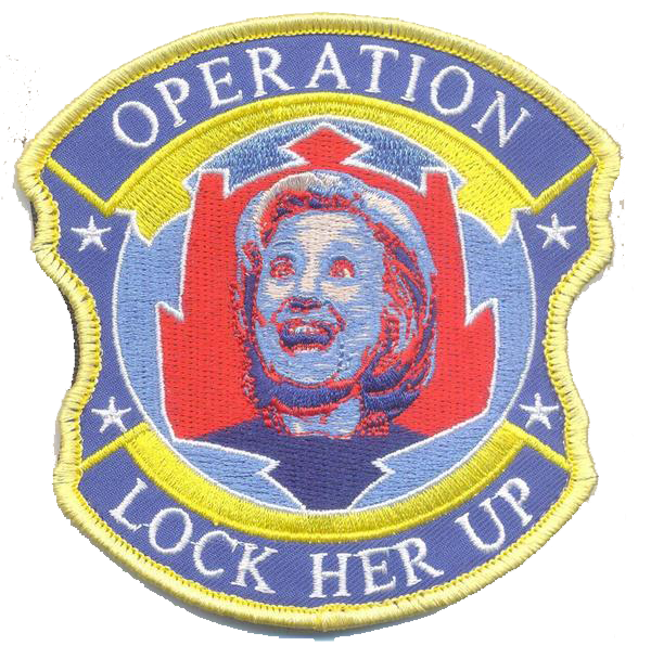 Hillary: Operation Lock Her Up