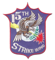 Philippine Air Force 15th Strike Wing with Velcro