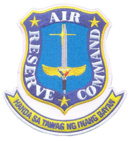 Philippine Air Force, Air Reserve Command with Velcro