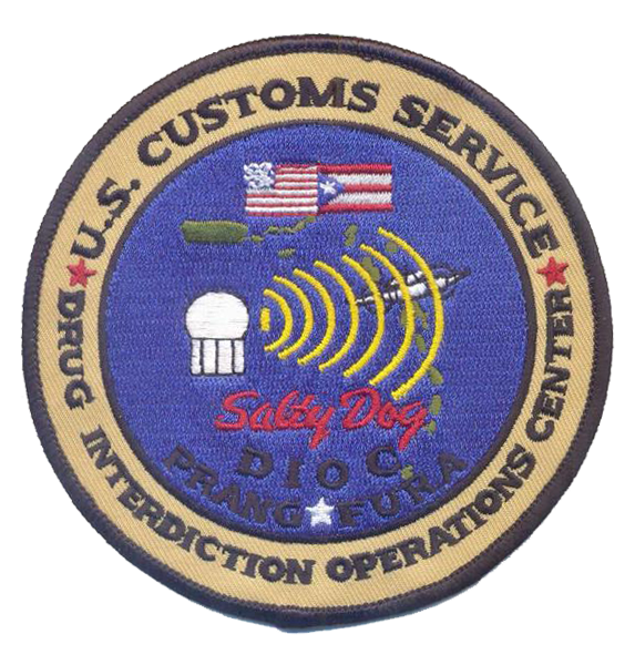 Legacy US Customs, Salty Dog, CAMOC- No Velcro