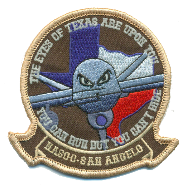 CBP San Angelo Branch Patch