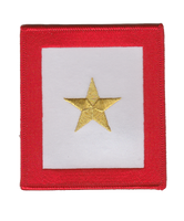 Gold Star Family, no Velcro