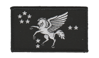 VMGR-252 Pegasus Cap Patch- With Velcro