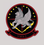 VMX-1 Immortals Sticker