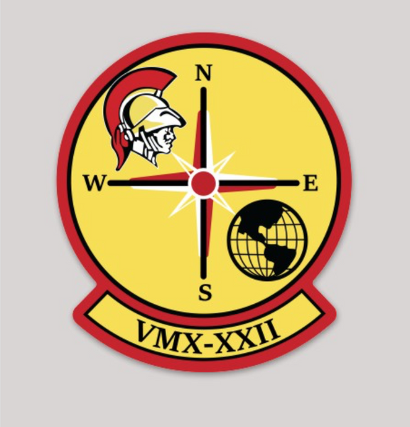 VMX-22 Argonauts Sticker