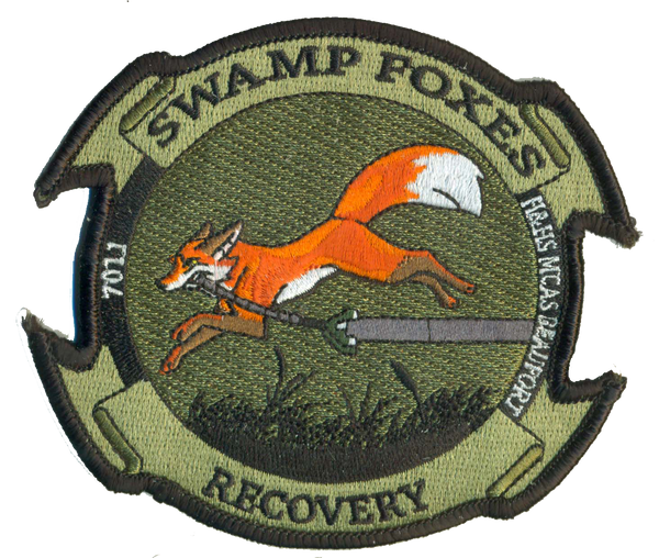 H&HS Swamp Foxes Recovery