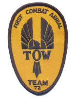 TOW 1972 Patch Full Color- No Velcro