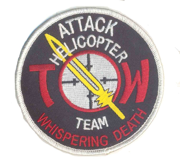 TOW Team Patch Full Color- No Hook and Loop