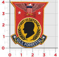 Official US Navy USS Forrestal CV-59