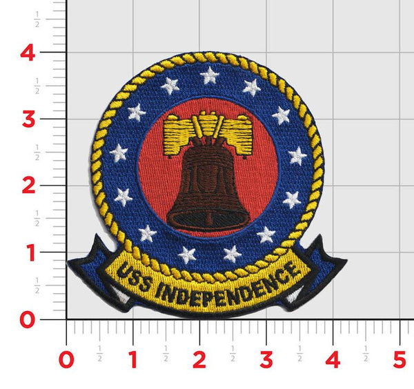 Official US Navy USS Independence CV-62