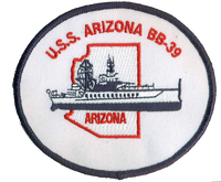 USS Arizona BB-39
