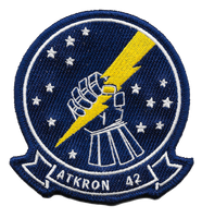 US Navy Official VA-42 Squadron Patch