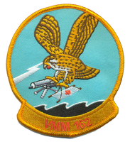 VMM-162 Vietnam Throwback Patch- No Velcro